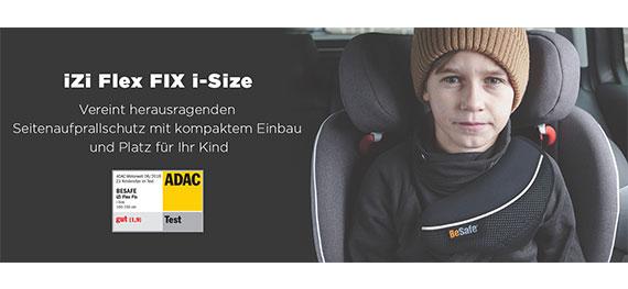 HTS BeSafe IZI Flex Fix I-Size
