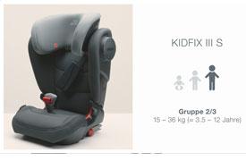RÖMER KIDFIX IIIS