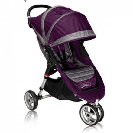 Baby Jogger Citi Mini Single Purple / Gray BJ-8110