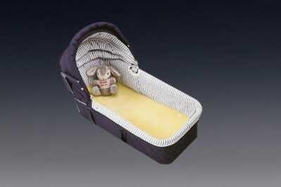 Christ Baby sweet Lammfellkinderwageneinlage Comfort 35x80 cm