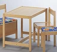 Geuther Tisch 2615 natur