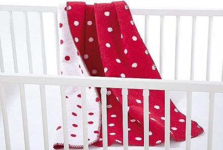 ALVI Babydecke Baumwolle 75x100 cm 93174/570-2 (Alvi)
