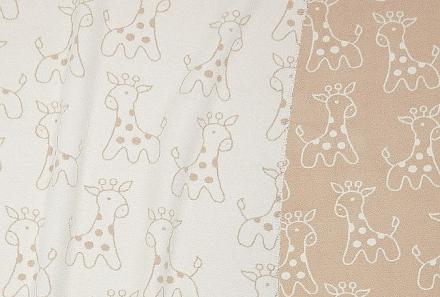 ALVI Babydecke Baumwolle 75x100 cm 93174/117-6 (Alvi)