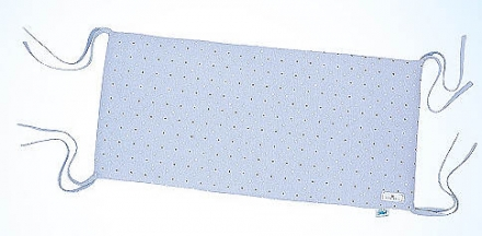 Alvi Kopfnestchen Jersey Bleu Punkte bellybutton