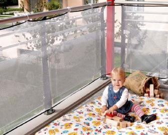 Reer Balkon- und Schutznetz 71743