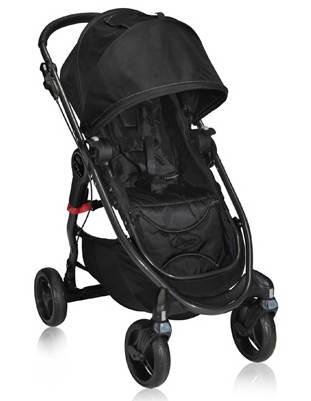 Baby Jogger City Versa 4 Rad black BJ22210