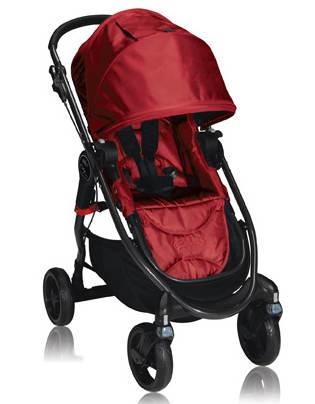 Baby Jogger City Versa 4 Rad red BJ22230