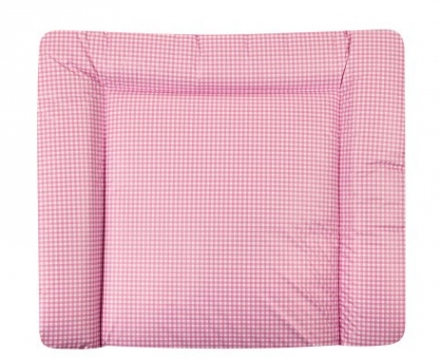 Zöllner Wickelauflage 2110-2 75/85cm Softy Vichy rosa phthalatfr