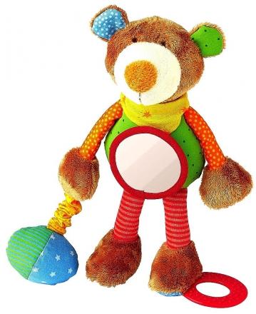 Sigikid Bär PlayQ-Baby 40100