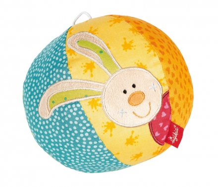 Sigikid 40581 Rainbow Rabbit Ball