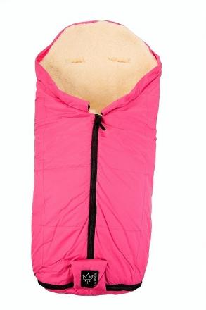 Kaiser Lammfellfusssack Iglu Aktion 67204 pink billig kaufen