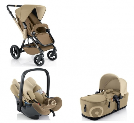 Concord Wanderer Set Air-Scout beige 134FAW1AA933