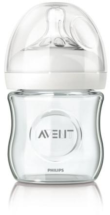 Avent Glasflasche 120 ml