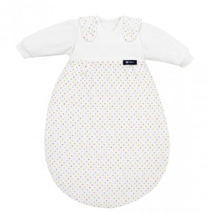 Alvi Baby-Mäxchen® 3 tlg. Bunte Tupfen 480-0 50/56
