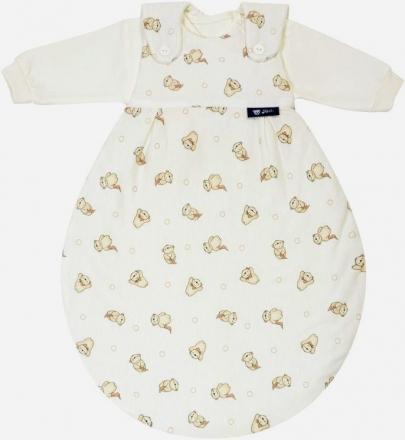 Alvi Baby-Mäxchen® 3 tlg. Schnuffelbär beige 241-6 50/56
