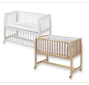 Geuther Lawalu Betty side bed white