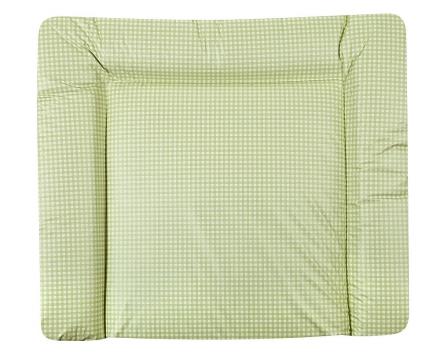 Zöllner 2110-6 75/85cm Softy Wickelauflage Vichy grün phthalatfr
