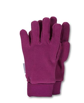 Sterntaler Fingerhandschuh 4331410 Iris Gr. 2 aus Micro Fleece