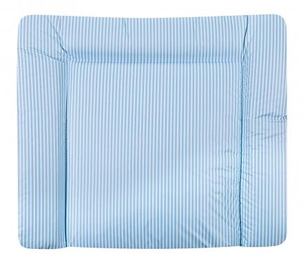 Zöllner 2010-3 75/85cm Softy Streifen-blau Wickelauflage