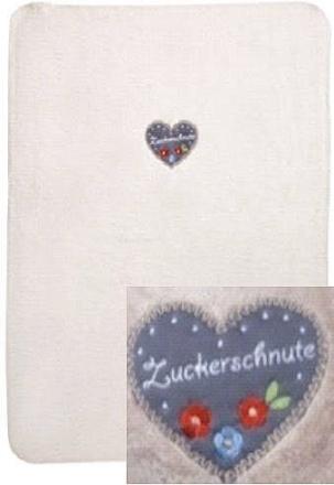 Zöllner 1468-0 Zuckerschnute Babydecke 75/100cm Baumwolle