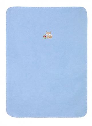 Zöllner 1518-0 Kleiner Fuchs Babydecke 75/100cm Baumwolle