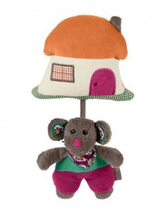 Sterntaler 6631401 Mabel Spielzeug zum Aufhängen