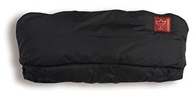 Kaiser Handwärmer mit Fleece schwarz