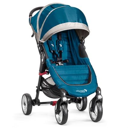 Baby Jogger Citi Mini 4 Rad Teal