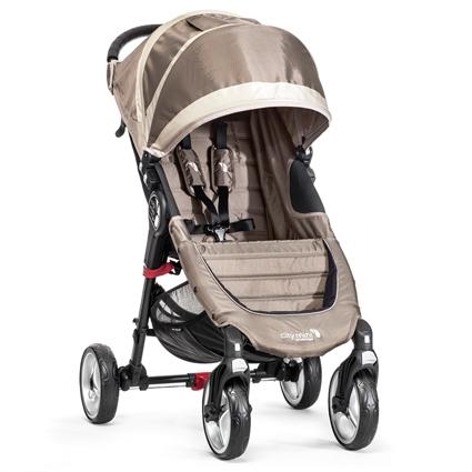 Baby Jogger Citi Mini 4 Rad sand