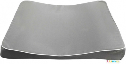 Luma Wickelauflage Komfort Dark grey L80303