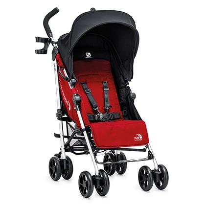 Baby Jogger VUE Einer 4-Rad, Red