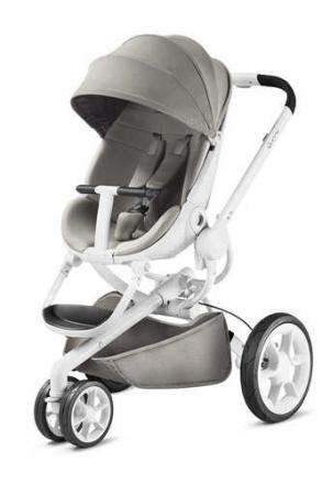 Quinny Moodd Grey gravel 76609140 inkl. faltbaren Kinderwagenauf billig kaufen
