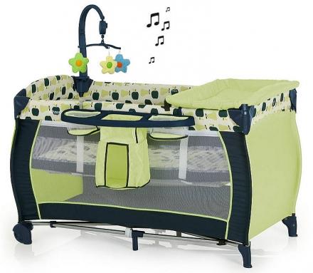 Hauck Babycenter Fruit 60748-0