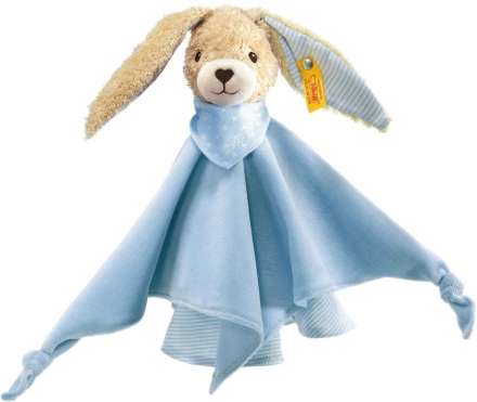 Steiff 237478 little rabbit comforter