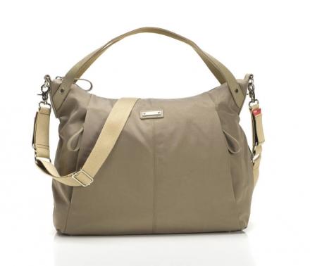 Storksak Catherine Nylon moss changing bag