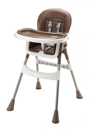 Baby-Plus Hochstuhl Cappucino TRX-01, C02
