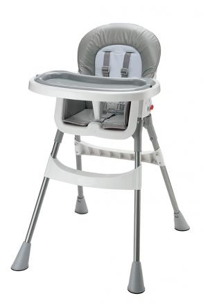 Baby-Plus Hochstuhl grey TRX-01, C13