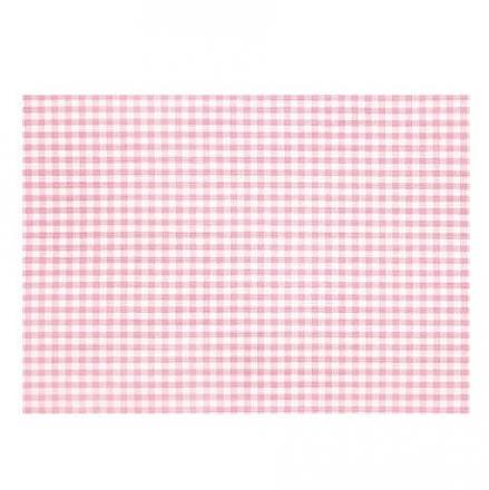 Theraline Extrabezug für Stillkissen Design 51 Vichy-Karo rosa