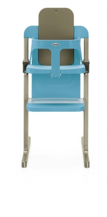 Brevi Slex Evo Hochstuhl 212260 azur blau