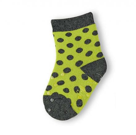 Sterntaler 8111401 size 15/16 244 maize green Babyshoes