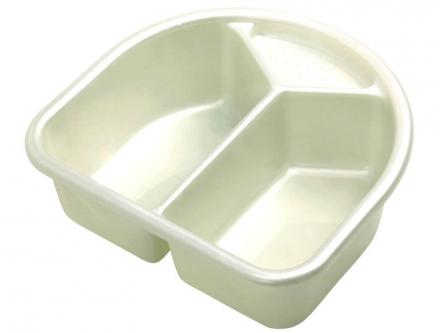 Rotho washing bowl Top pearlwhite cream