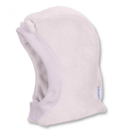 Sterntaler Fleece- Schalmütze 48390 rosa mit Klettverschluss