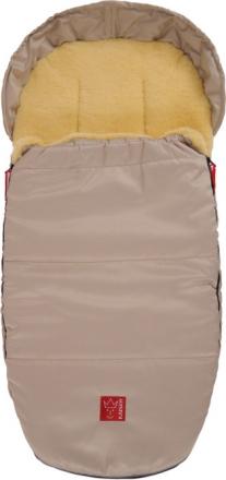Kaiser 6720562 Lammfellfußsack Lenny medi super light jeans gree