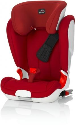 Römer Fachhandelsprodukt KIDFIX II XP Flame Red 15-36kg (Britax Römer)