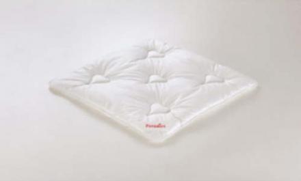 Paradies blanket for babies poesie 80x80 cm