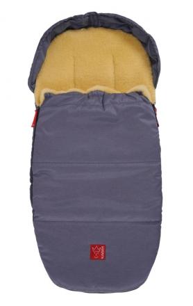 Kaiser 6720561 Lammfellfusssack Lenny medi super light jeans gree billig kaufen