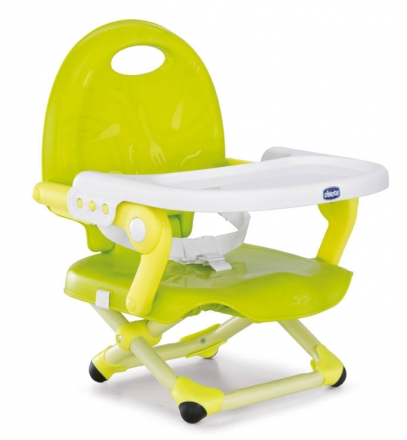 Chicco Sitzerhöhung Pocket Snack Lime 79340