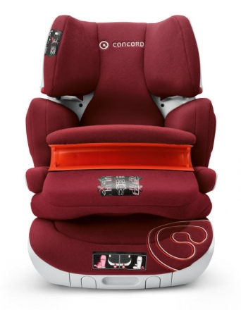 Concord Transformer XT Pro TFM0980TFP Bordeaux Red 9-36kg