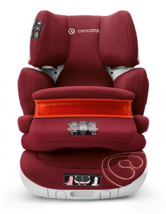 Concord Transformer XT Pro TFM0980TFP Bordeaux Red 9-36kg