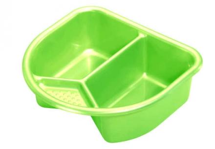 Waschschüssel Rotho Top Lindgrün Perl